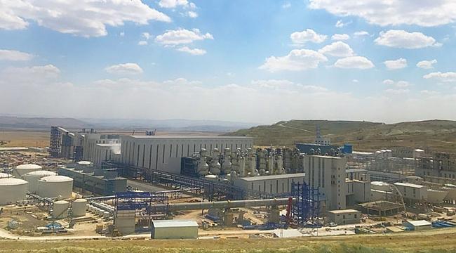 Kazan Soda Elektrik Üretim Ankara'ya Büyük Ekonomik Değer Kattı
