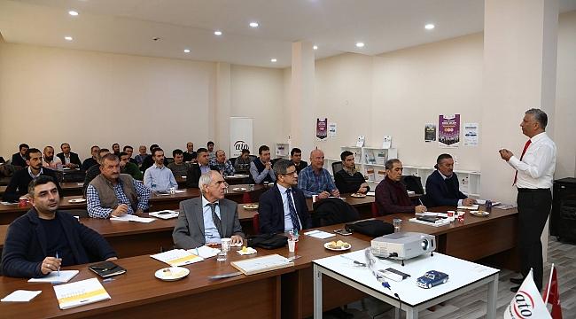 Ankara Ticaret Odasıdan Yapı Eğitimi