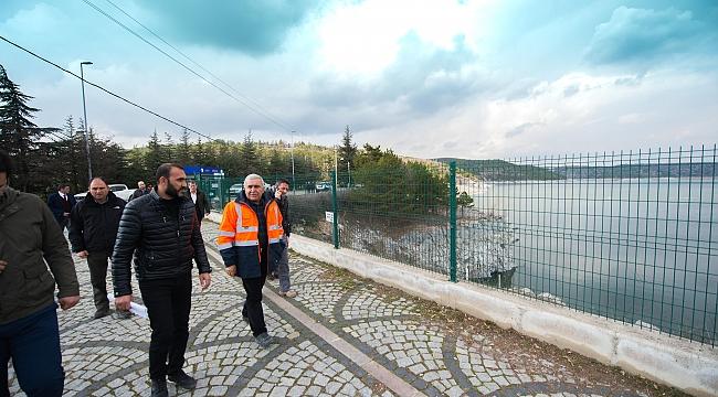Ankara'yı Besleyen Barajlarda, Yüzde 22 Oranında Su Kaldı