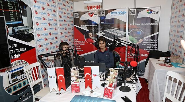 Çocuklara Özgüven Kazandıran Butik Radyo Projesi