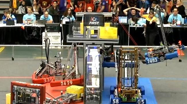 Ankaralı Robot Takımı ABD'den Ödülle Döndü