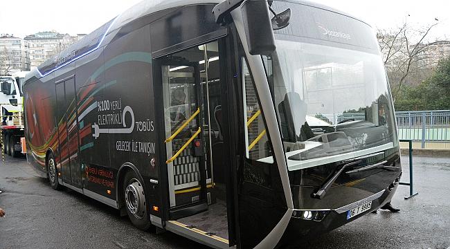 Halk Otobüsçülerinden Elektrikli Dönüşüm Hamlesi