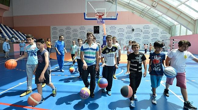 Ankara'da Çocuklara ve Gençlere Yaz Okulları