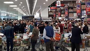 Gross Market Çılgınlığına Dur Denmeli