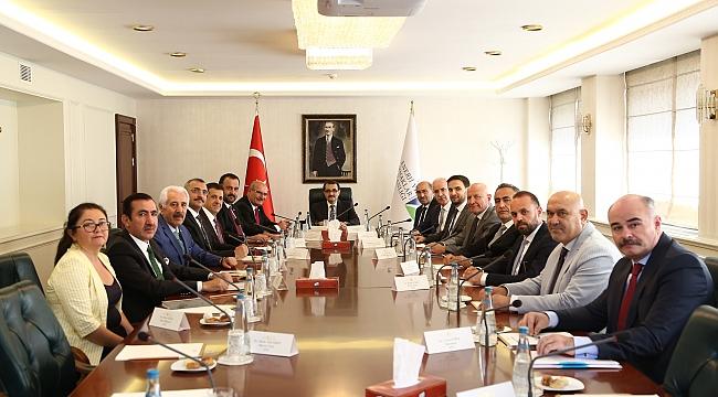 Ankara'da Enerji Yatırımları Artacak