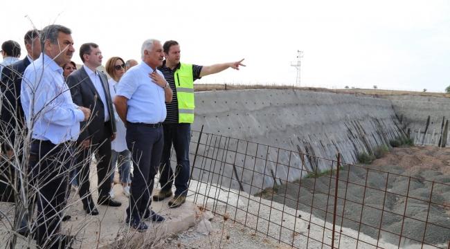 Ankara'nın İçme Suyu 2060 Yılına Kadar Garantilendi