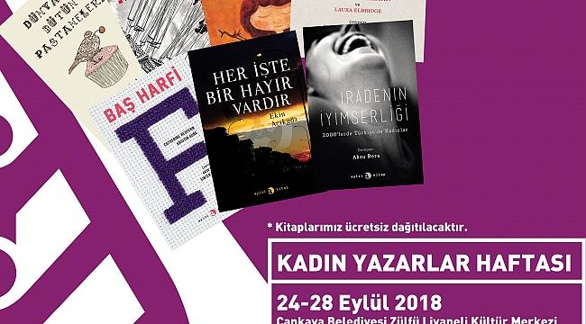 Ankaralı Yazarlar Okurlarıyla Buluşuyor