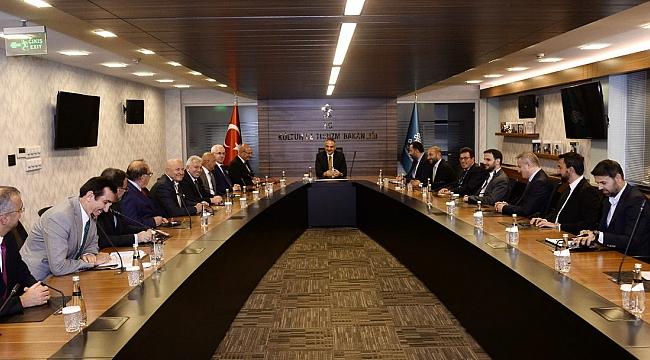 Turizm Bakanı Ersoy; 'Ankara Turizmi İçin 2019'da Çalışabiliriz'