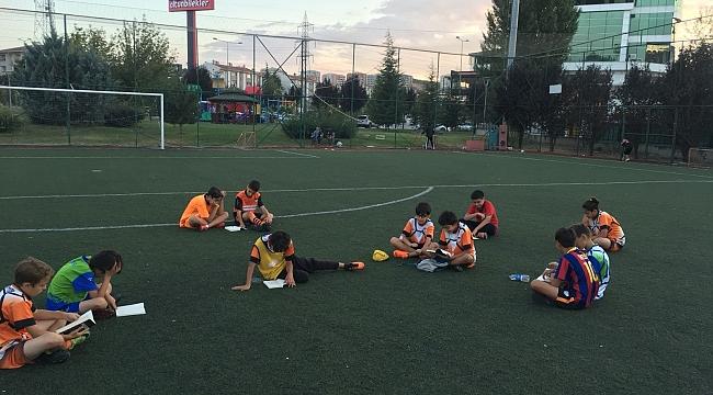 Ankara'da Eğitim'de Örnek Uygulama