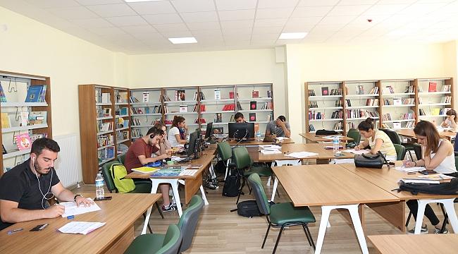 Çankaya 100. Yıl Kütüphanesi Büyüyor