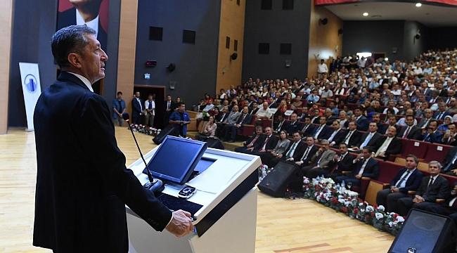 Milli Eğitim Bakanı Selçuk; Ankara, Atatürk'ten Kalan Bir Yadigar