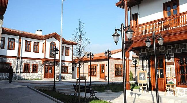 Tarihi Ankara Konakları, Yatırımcıların İlgisine Sunuldu ...