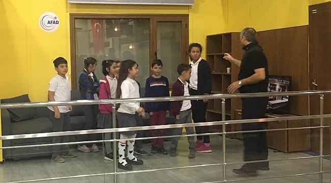 Ankara Afad'da Eğitimler Başladı