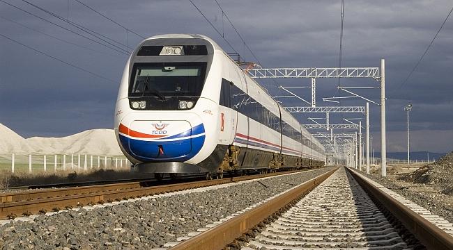 Ankara-Sivas Hızlı Treninde, 2019'da Deneme Sürüşleri Başlayacak