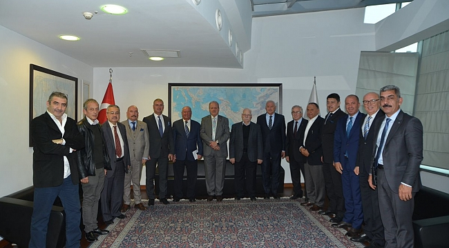 ASO Yüksek İstişare Kurulu İlk Toplantısını Gerçekleştirdi