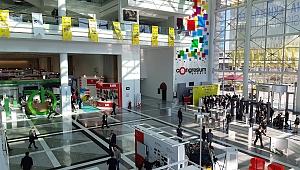 Ankara Gayrimenkul Sektörü, Akıllı Bina Teknolojileri Fuarında Buluştu