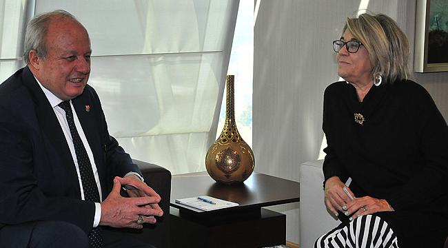 Portekiz'in Ankara Büyükelçisinden İş Birliği Çağrısı