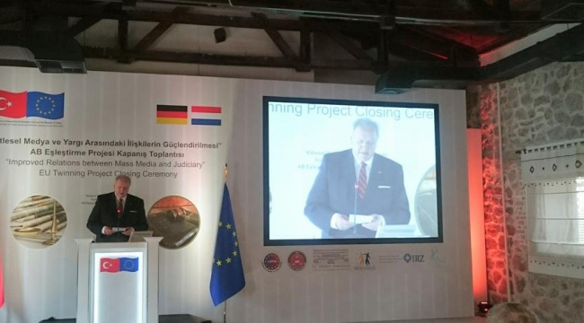 Almanya'nın Ankara Büyükelçisi Erdman, 'Vazgeçilemez Bağlarımız Var'