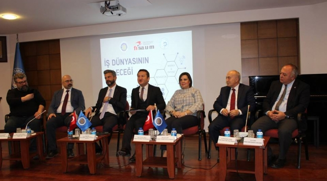 Ankara'da İş Dünyasının Geleceği Paneli