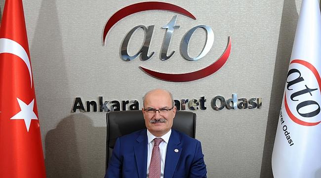 Ato'dan 2019'un Üretim Yılı Temennisi