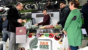 Ankara'da Halk Sebze Tanzim Satış Mağazaları 30'a Yükseldi