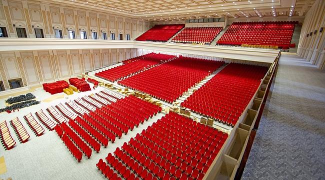Kuzey Ankara Kongre Merkezi Tamamlandı