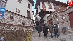 Ankara Kalesi Turizmine, Başkent Polisinden Can Suyu