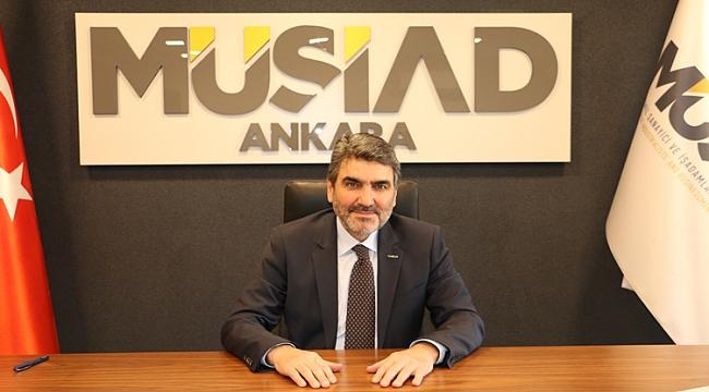 Müsiad Ankara; Merkez Bankası Faizi Düşürmeli, Hükümette Tasarrufa Öncülük Etmeli