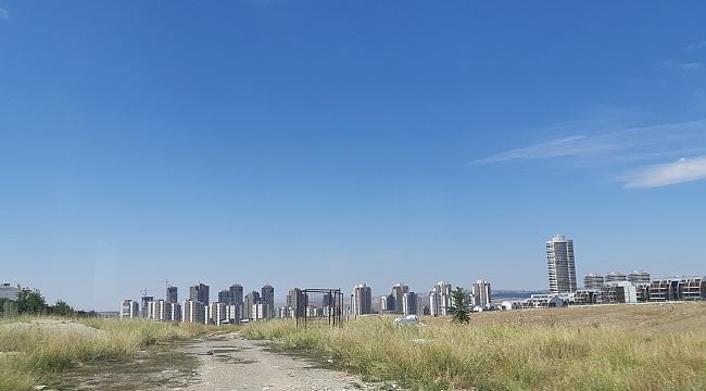 Toki Ankara'daki Arsalarını Satışa Sundu