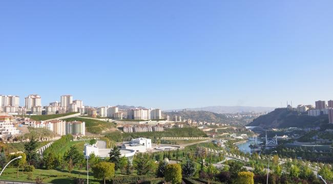 TOKİ Ankara'daki Kuzeykent'teki 1060 Konutu Satışa Çıkardı
