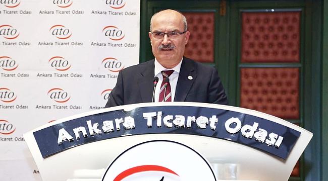ATO Başkanı Baran, 'Özgürlük Olmadan Ticaret Olmaz'