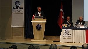Başkent OSB'de Yeni Yönetim Belirlendi