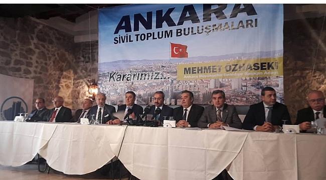 STK'ların Politika'da Taraf Olması