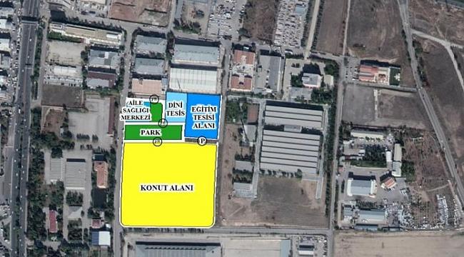İller Bankası Ankara'daki Arsasını Satıyor