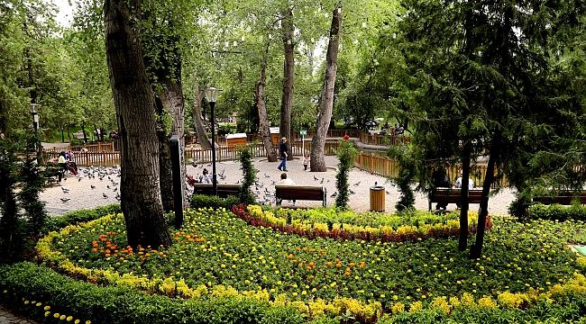 Parklar Yaza Hazırlanıyor