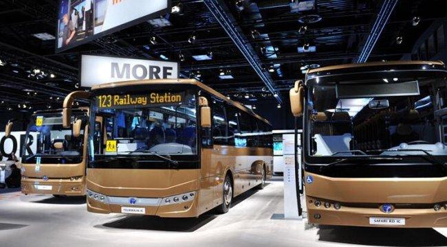 Temsa'nın çevreci otobüsleri Prag'ı da elektriklendirecek