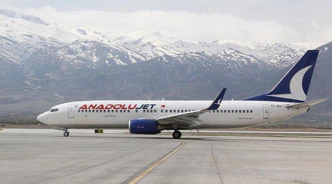 AnadoluJet yurt dışı uçuşlarda Bahar Kampanyası başlattı