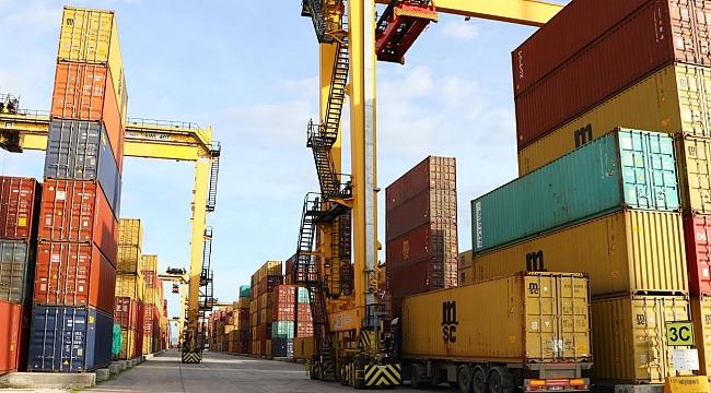 Başkentten ihracat 2,9 milyar dolara yükseldi