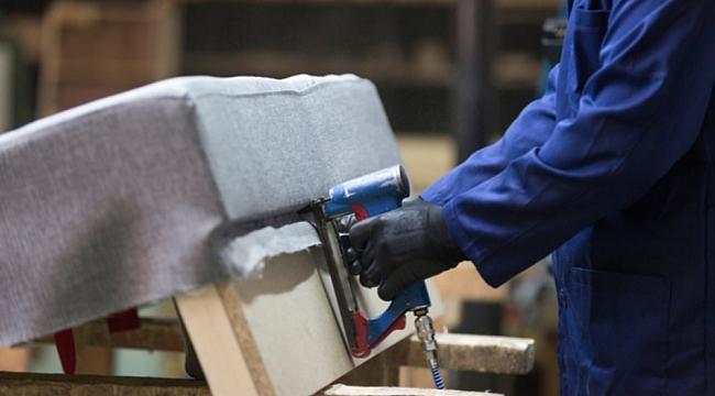 Mobilya sektörü stok üretime ağırlık verdi