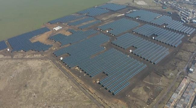 Türkiye Ukrayna'ya güneş panelleri ihraç ediyor