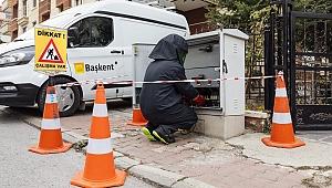 Başkent EDAŞ elektrik dağıtım şebekesini yaz mevsimine hazırladı
