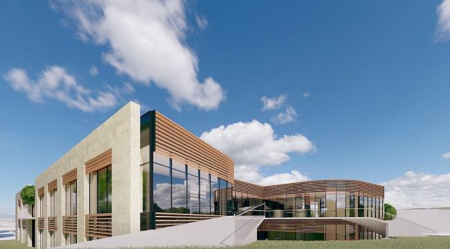 Çayyolu'na yeni hizmet binası