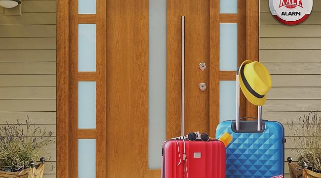 Tatile çıkacaklar için ev güvenliği rehberi