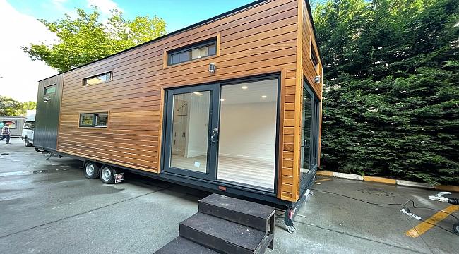 Doğayla iç içe minimalist yaşam tarzı evlere talep artıyor