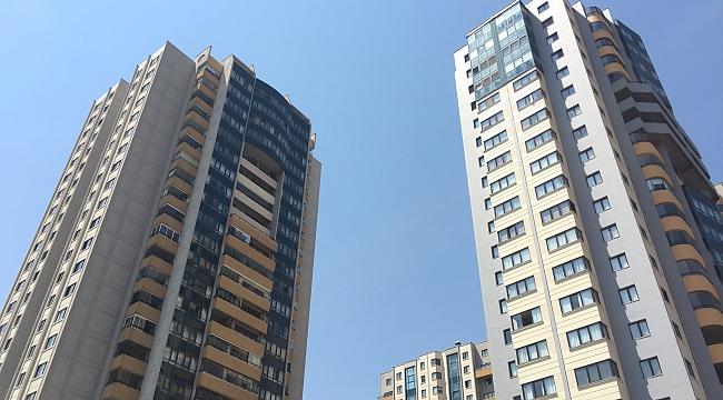 Ankara'da ilçe düzeyinde konut satış rakamları