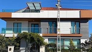 Çankaya Beytepe'de asansörlü eşyalı satılık 7+2 harika villa